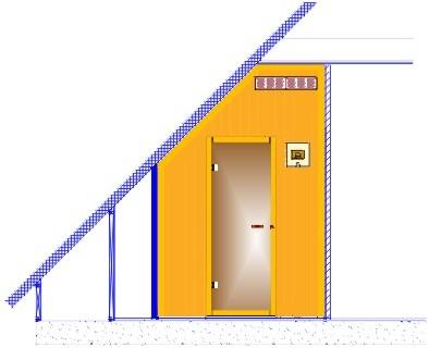 Maatwerk ontwerp schuin dak