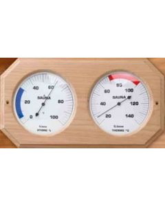 Thermo-hygrometer extra groot